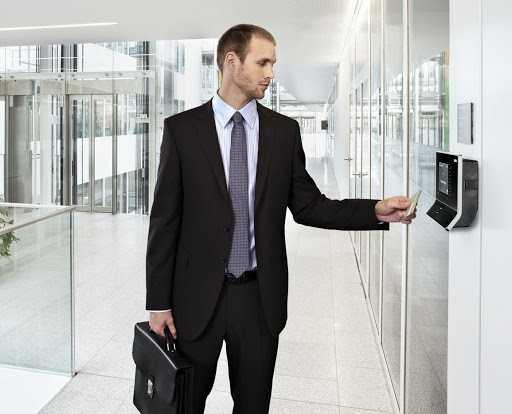 Controle de acesso empresas