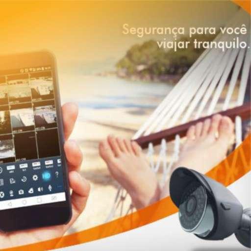 Empresas de câmeras de segurança em recife