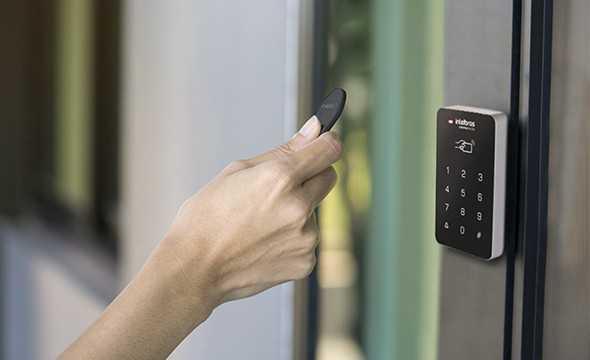 Software para controle de acesso de pessoas