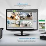 Empresa de monitoramento de cameras
